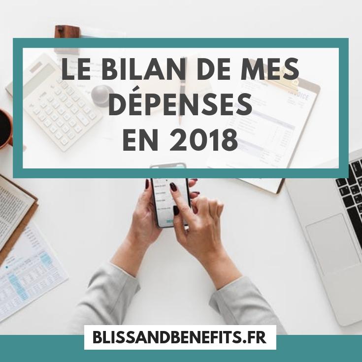 bilan dépenses 2018