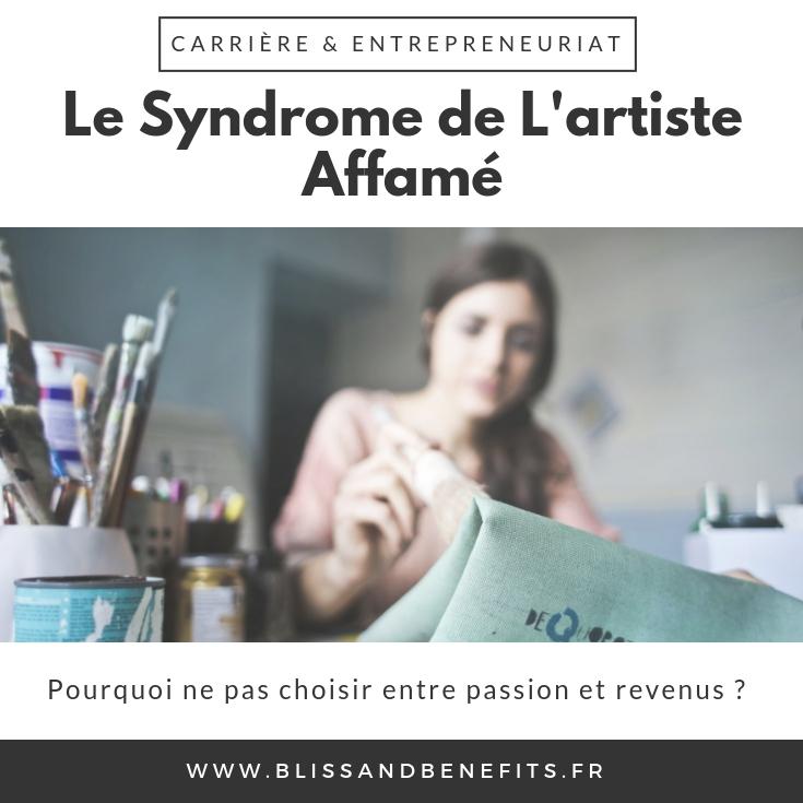 artiste affamé artiste maudit artiste fauché